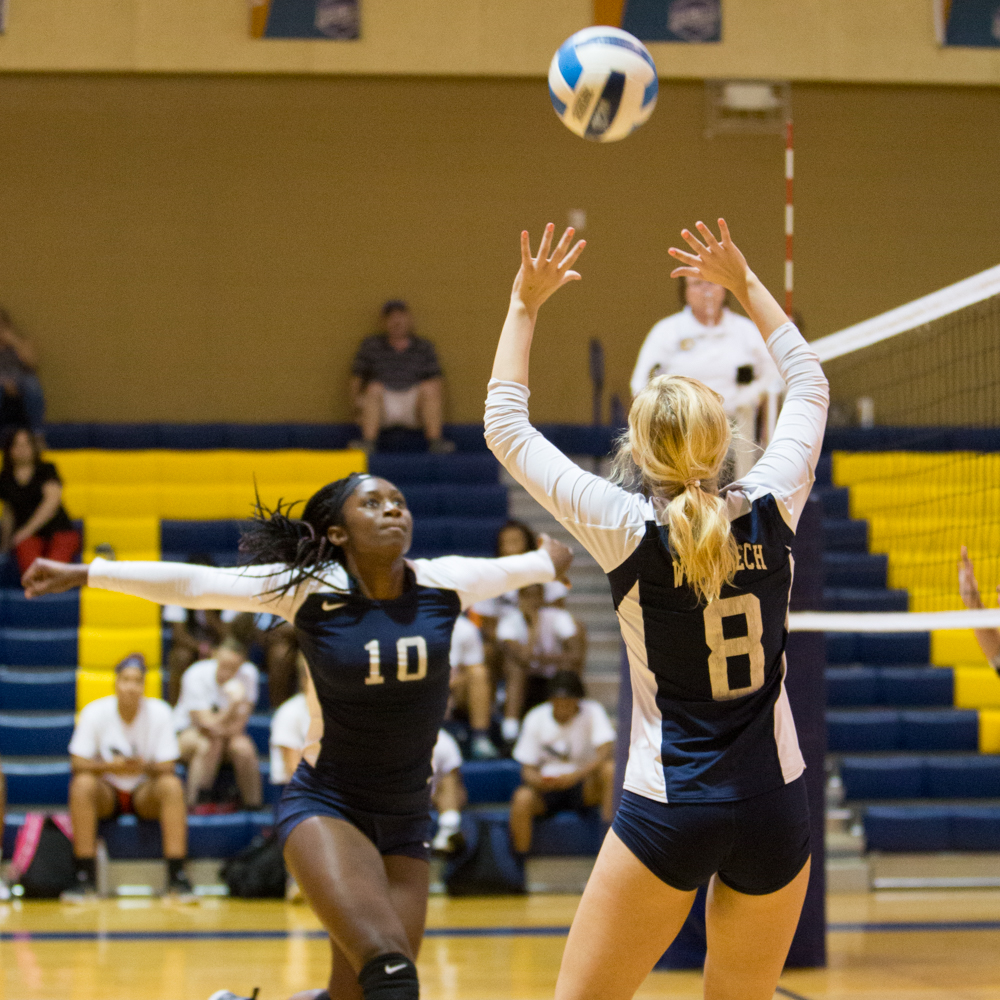 Volleyball Downs Cape Fear