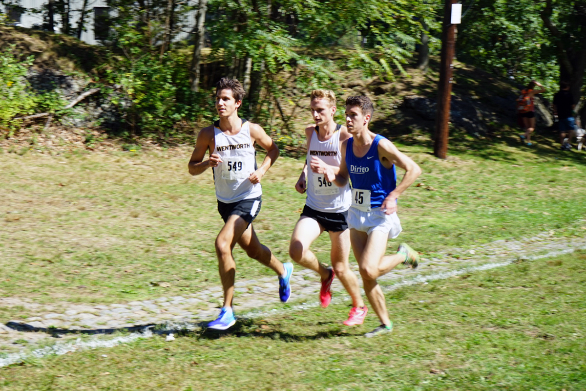 Robbins Takes First at Paul Short Run