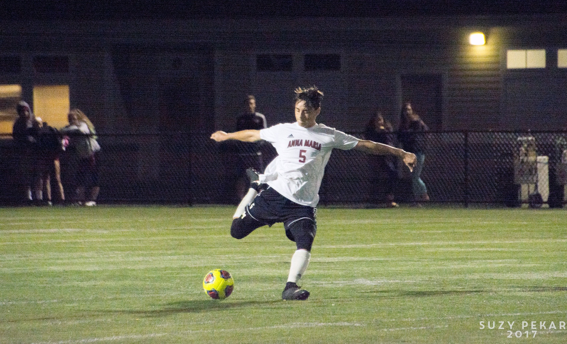 MEN'S SOCCER: Mass. Maritime posts non-conference win over Anna Maria