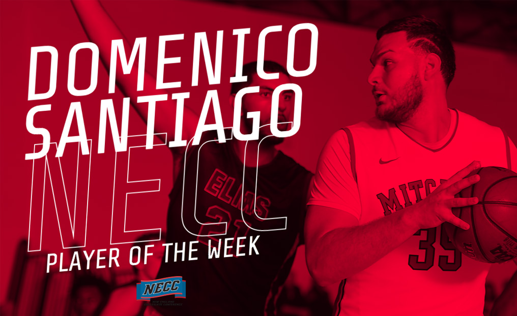 Santiago Tabbed NECC Player of the Week