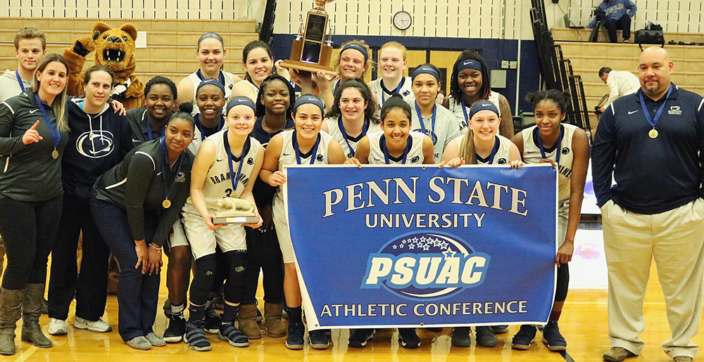 Back-to-back PSUAC champions