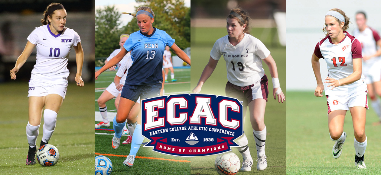 TOURNAMENT CENTRAL: Springfield College to Host ECAC Division III Women's Soccer Championship