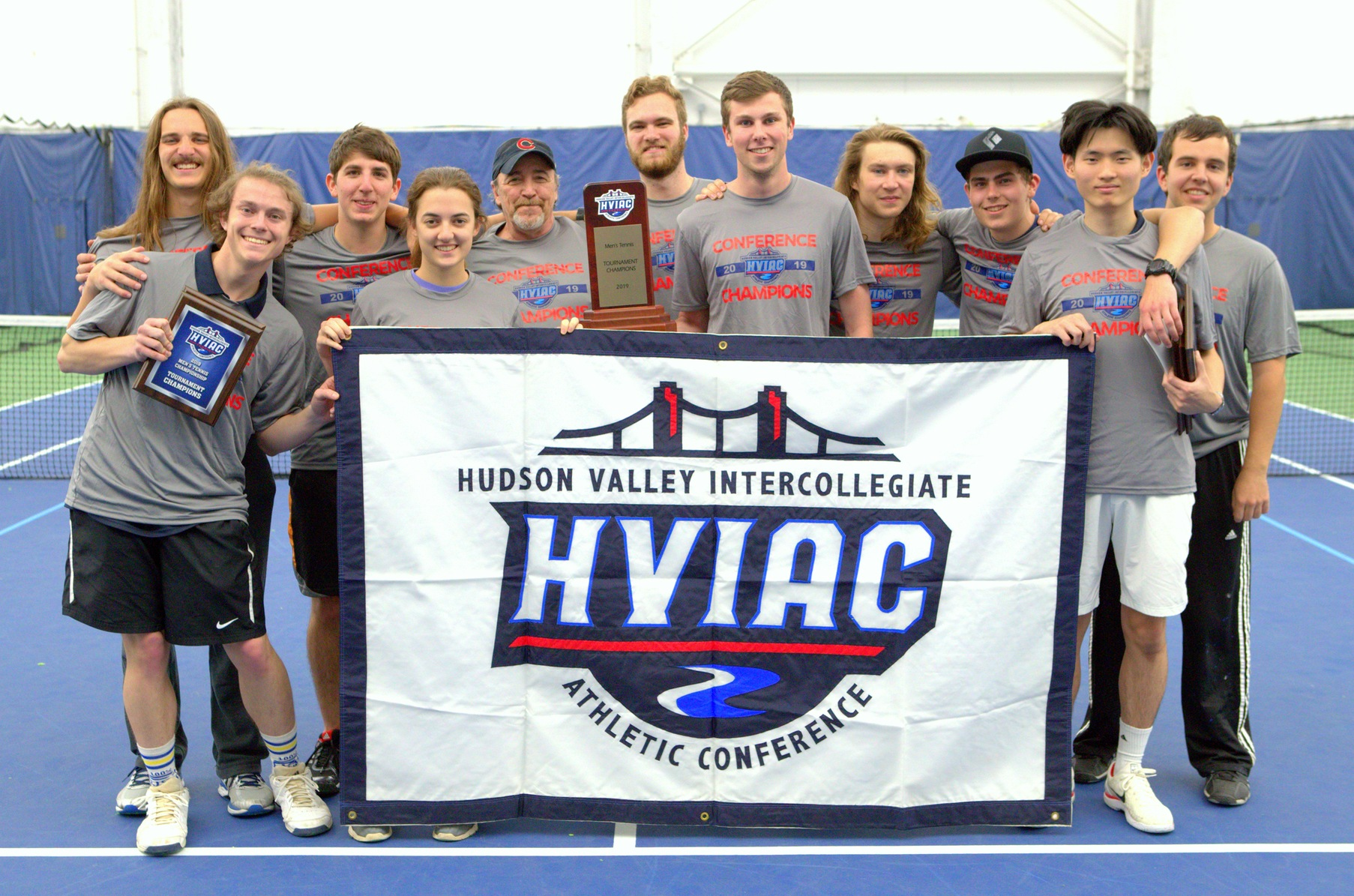 Webb Upends Culinary to Repeat as Men's Tennis Champions