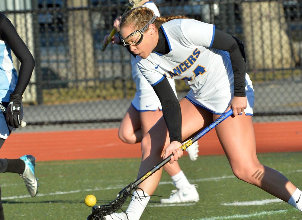Lancers Defeat MCLA 15-6 in MASCAC Action