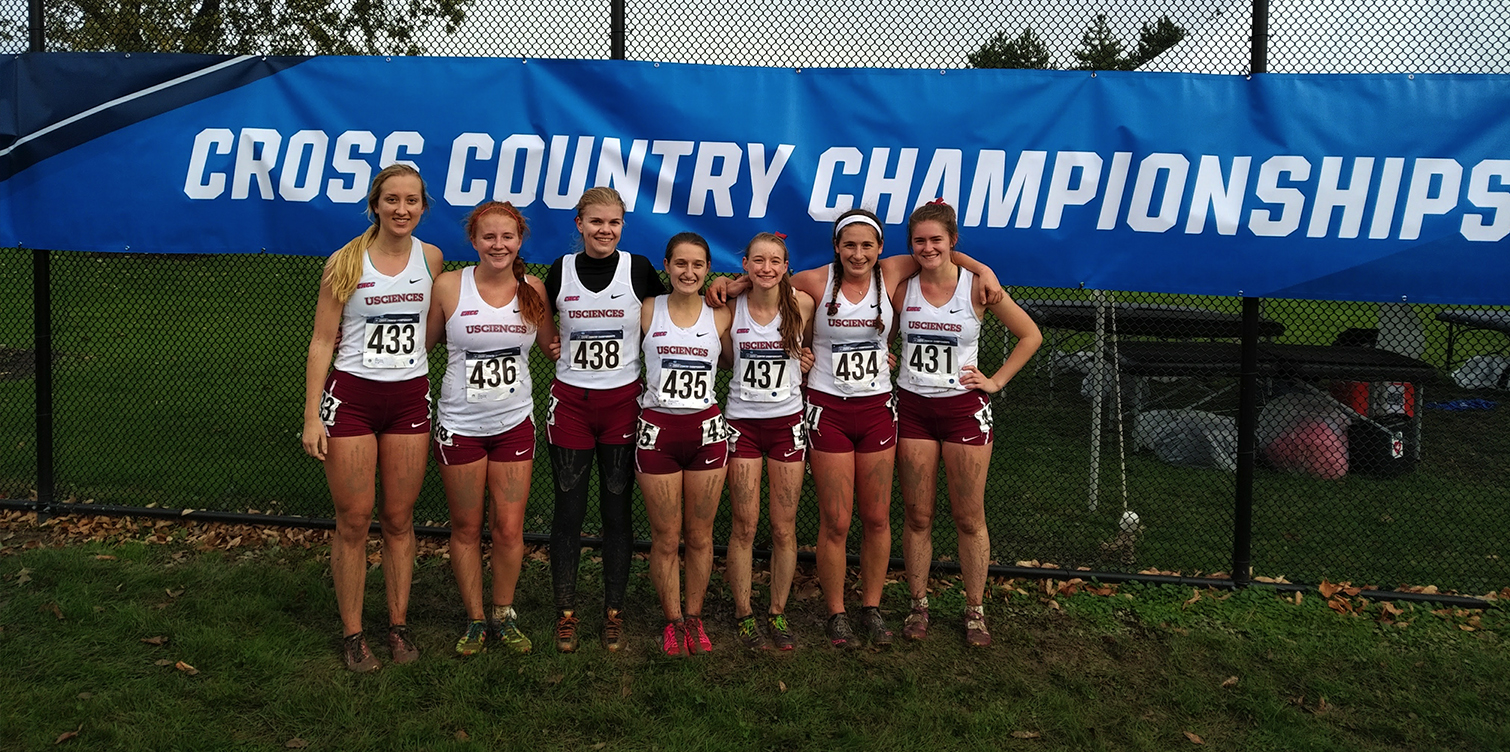 Women's Cross Country Closes Season at NCAA East Regionals