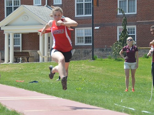 Cards Compete at Bridgewater's 11th Hour Invite