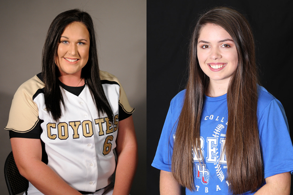 NTJCAC Softball Players of the Week (April 8-14)