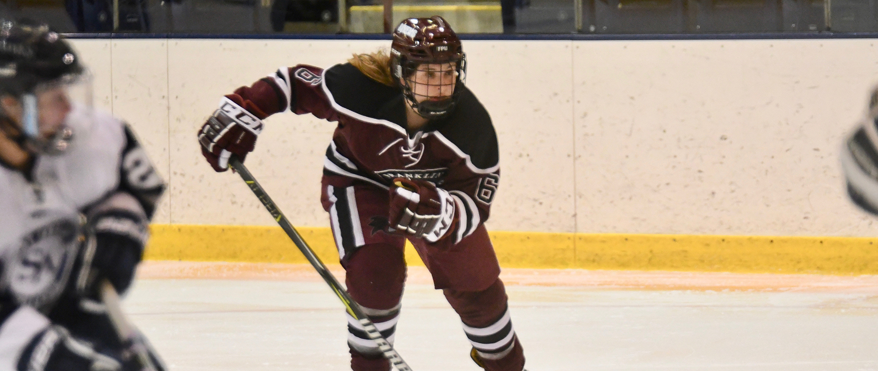 Women's Ice Hockey Jumps Out Front Early, Cruises to 4-2 win at Johnson & Wales