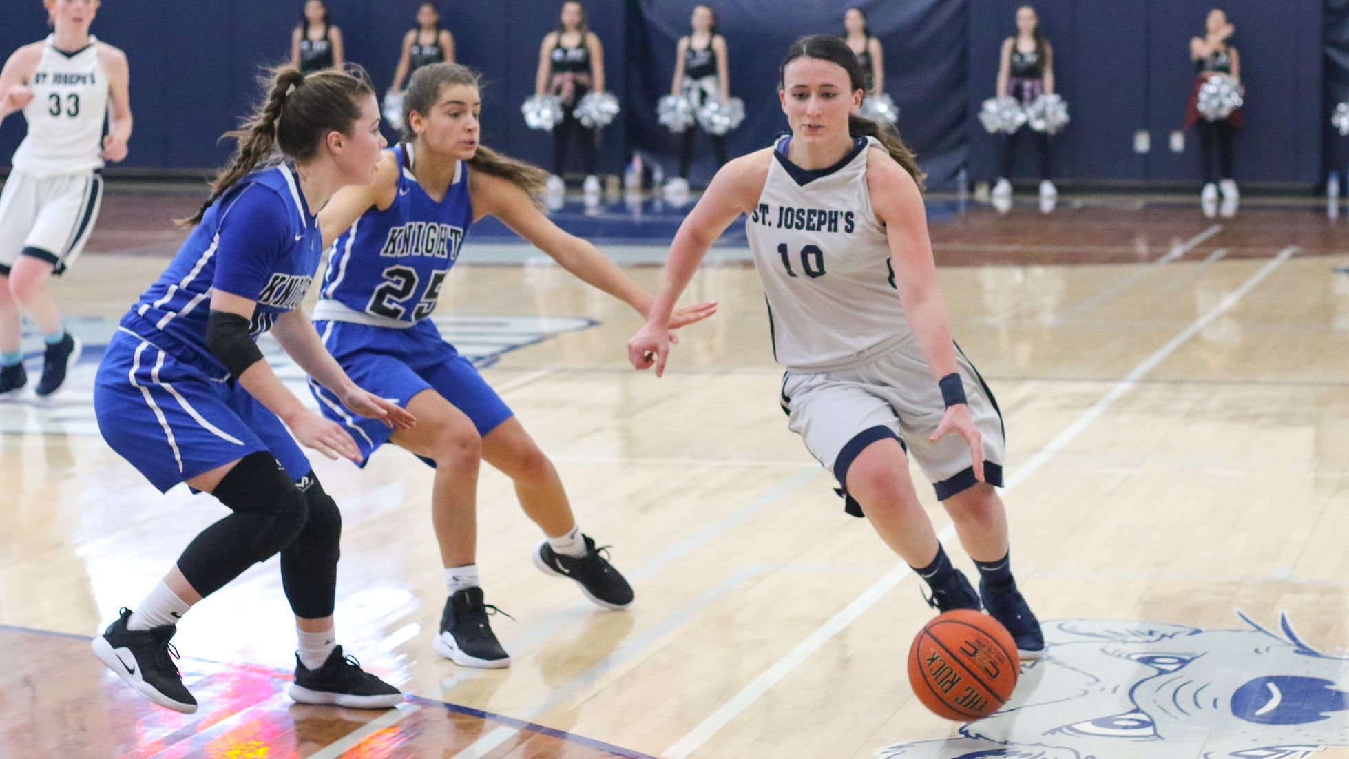Women's Basketball's Stumbles to Old Westbury in Third-Place Battle; Bears Host Home Playoff Game on Tuesday
