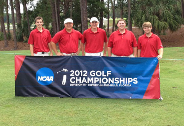 Golf: Panthers set to start fifth NCAA championship appearance