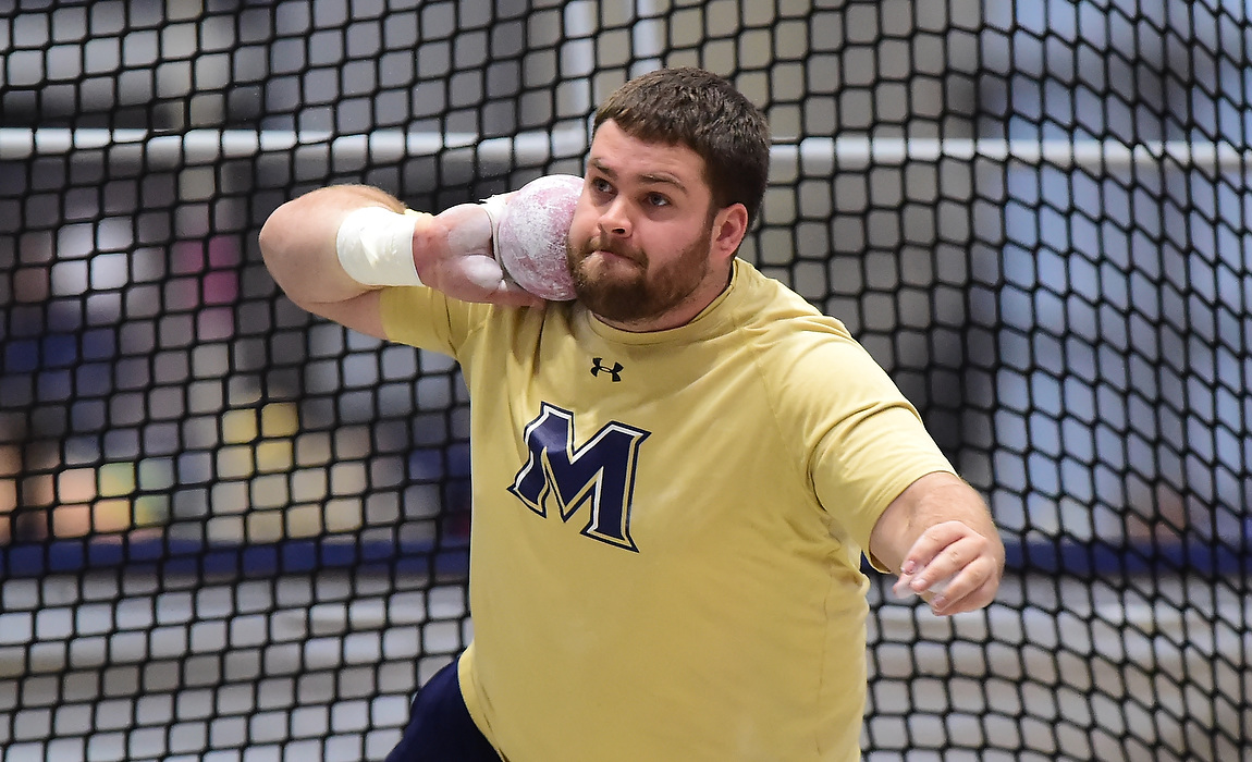 Mount St. Mary's Indoor Track Headed to Liberty Kickoff and George Mason Patriot Games