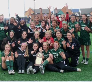 2012 Women's Soccer Season Recap