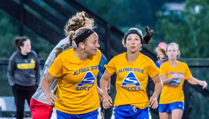 Women's Soccer Looks to Continue Success