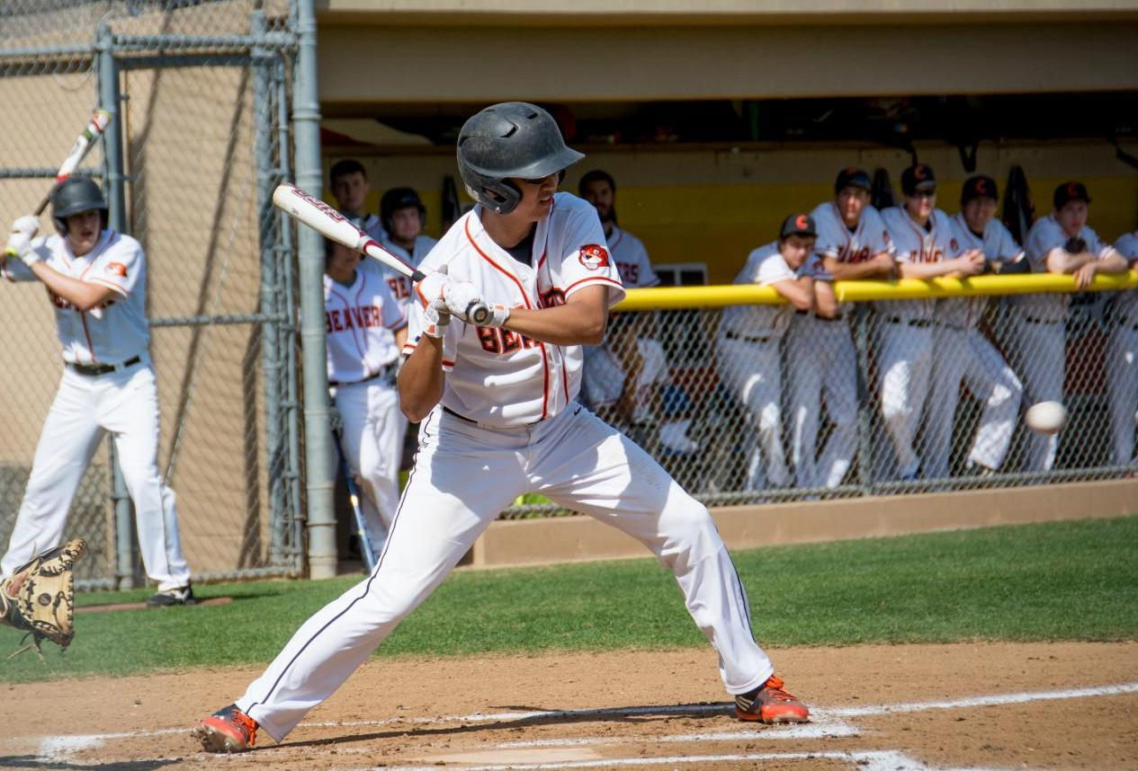 Chou Collects Hits in Each Game of Redlands Series