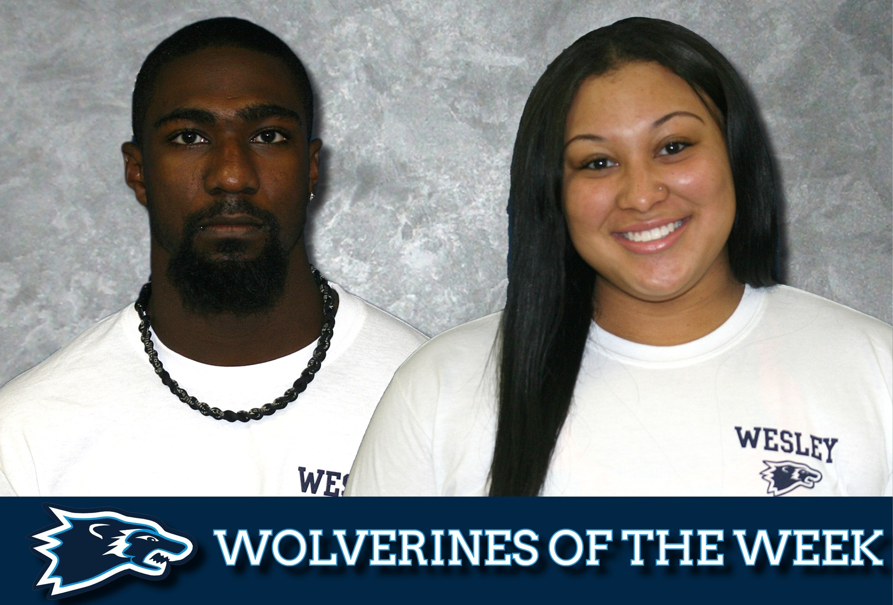 Taylor, Beverly named Wesley Wolverines of the Week