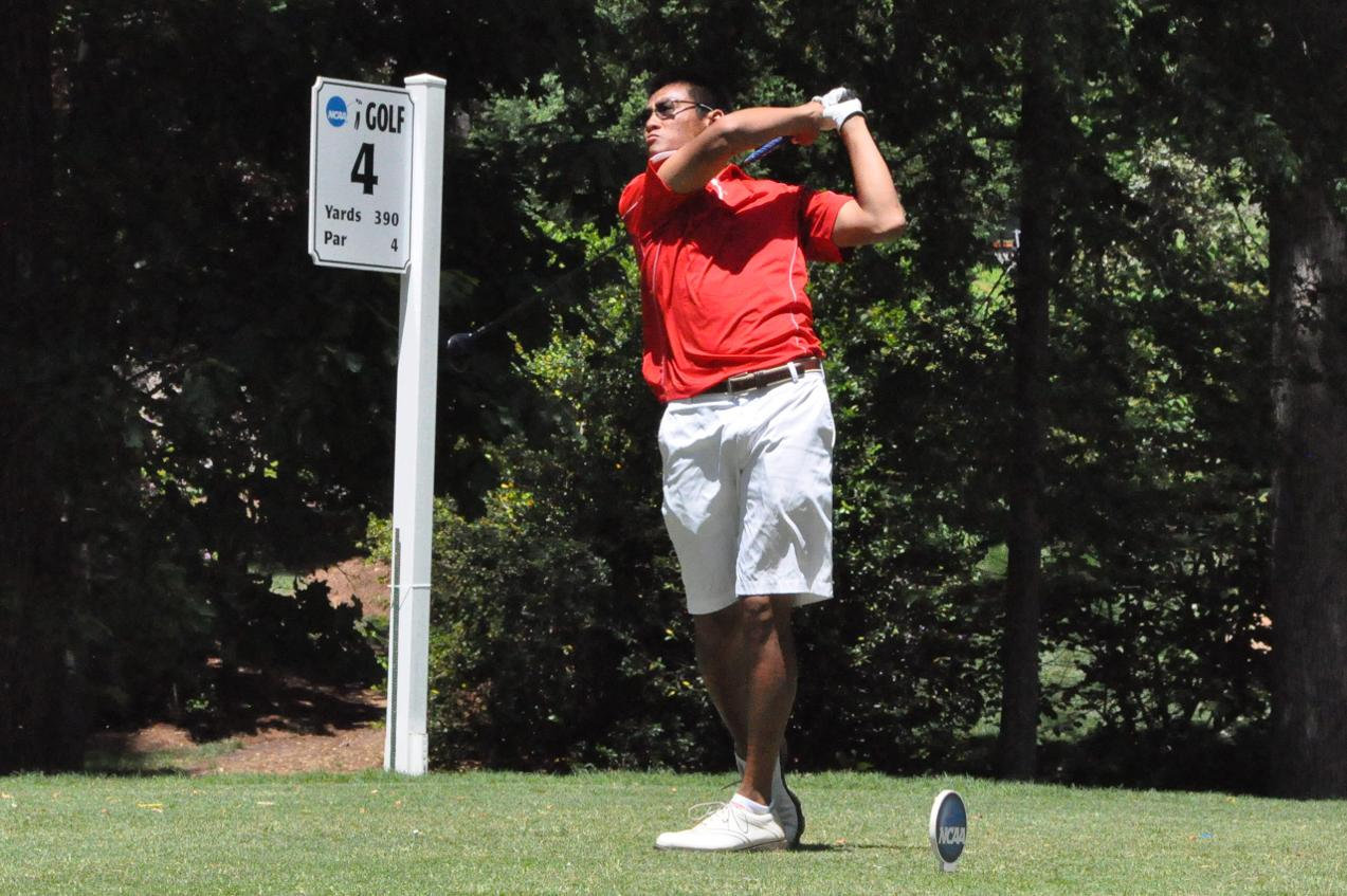 Golf: Panthers charge to historic top 10 finish at Division III Championship