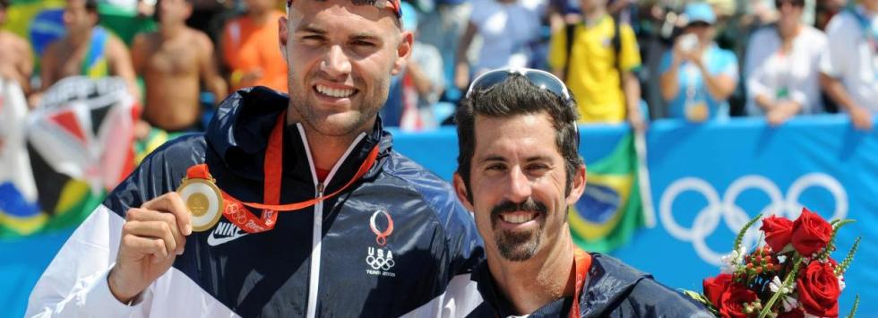 Rogers Continues his Quest for Second Olympic Gold Medal