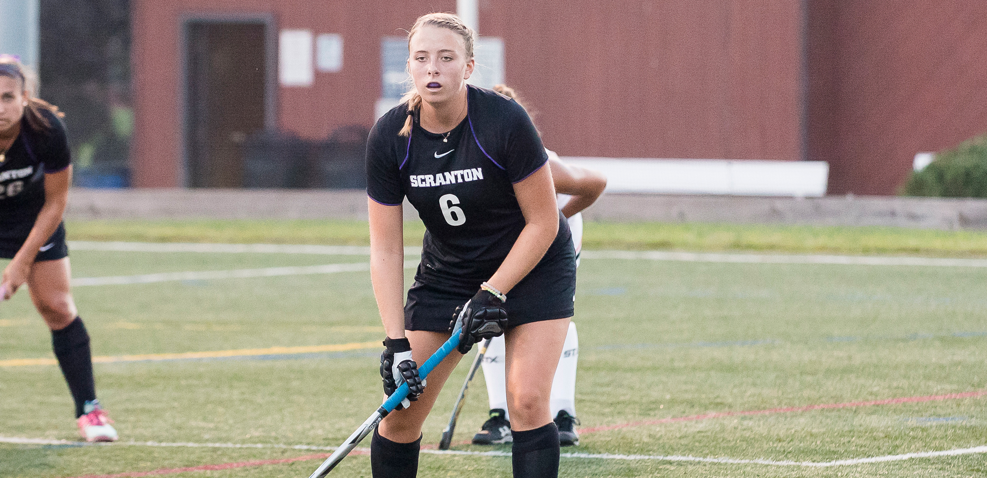 Senior Ryan Jones scored her second goal of the season in the first half, as Scranton went on to take a 2-1 victory over Albright on Tuesday night to remain unbeaten at 11-0.
