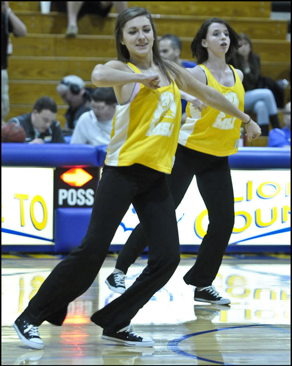 College of Mount St. Joseph Dance team to host tryouts for 2014-15 team