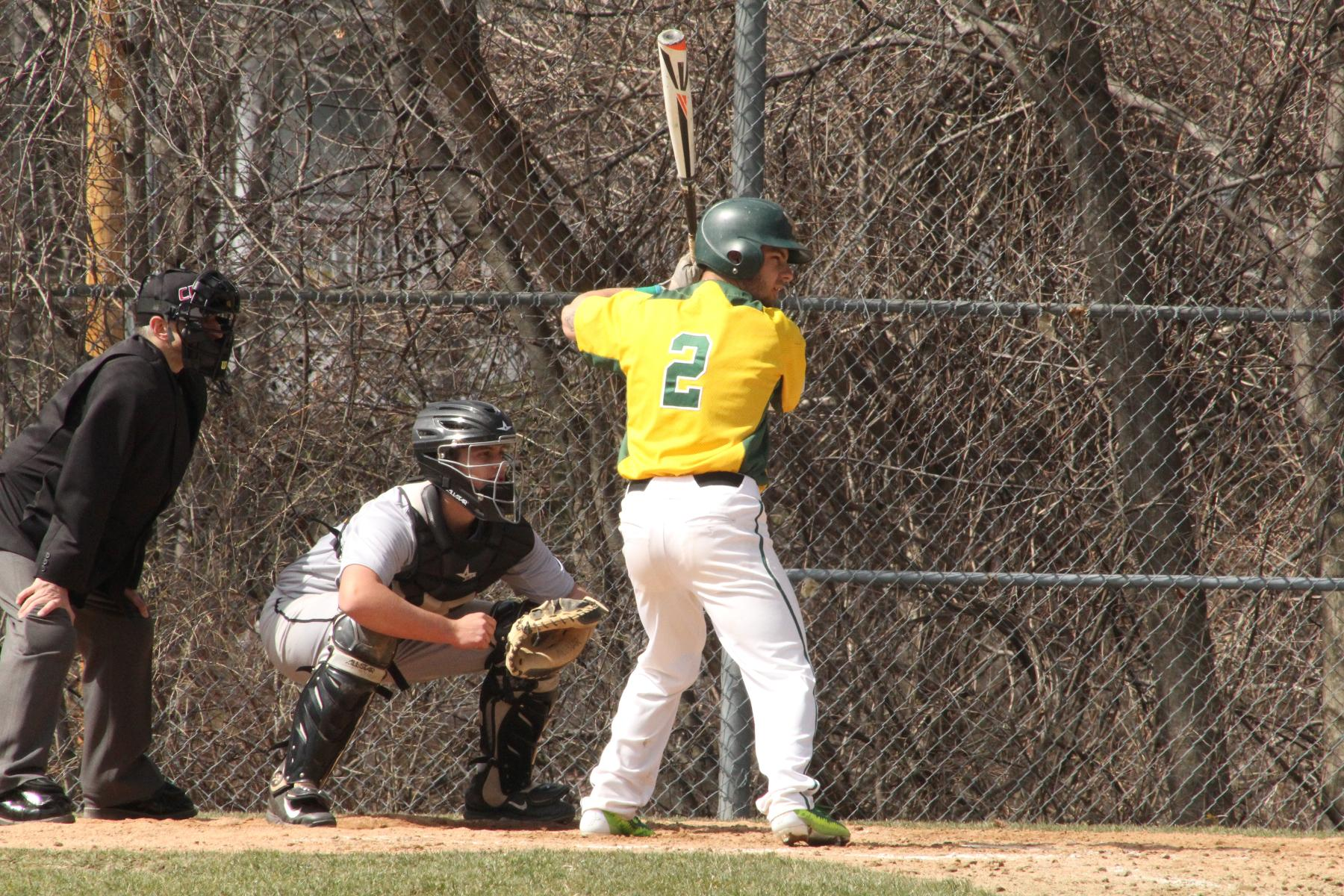 Fitchburg State Swept By Franklin & Marshall On Day Two