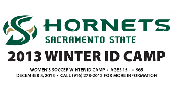 WOMEN'S SOCCER 2013 WINTER ID CAMP COMING DECEMBER 8