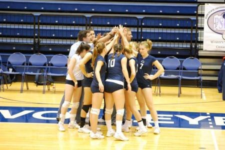 Head Coach Drue Hoffman's 2011 Women's Volleyball Preview
