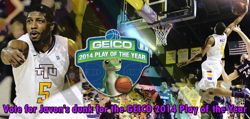 Golden Eagle McKay to be featured in GEICO's Play of the Year voting