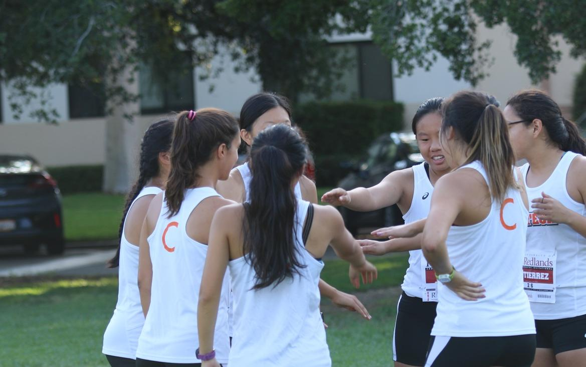 Promising Start for Cross Country in Redlands