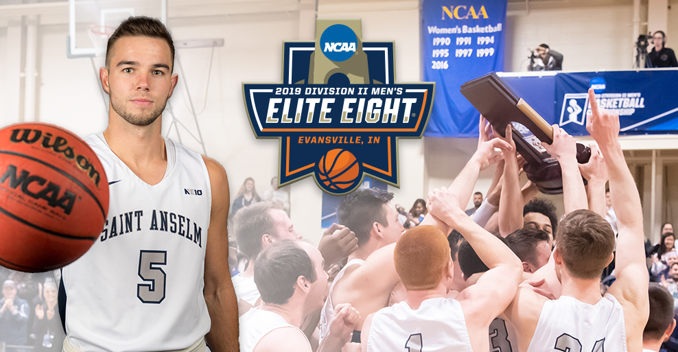 PREVIEW: NCAA Division II Men's Basketball Elite Eight - Quarterfinals