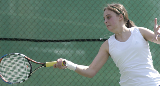 Golden Eagle women force five tie-breakers but fall at UT Martin