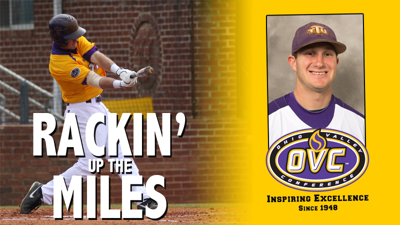 Senior Daniel Miles named adidas® OVC Player of the Week
