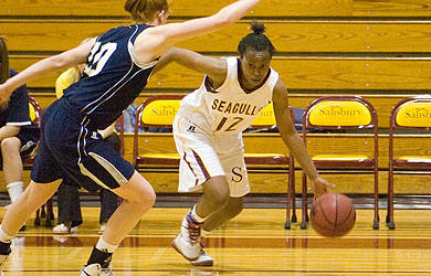 Salisbury denies Gallaudet conference win, Sea Gull defense steps up