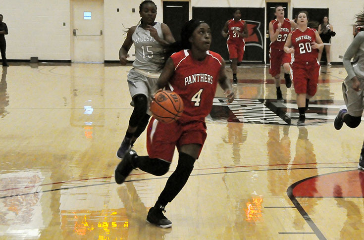 Women's Basketball: Second half rally comes up short for Panthers in 62-57 loss to Ferrum