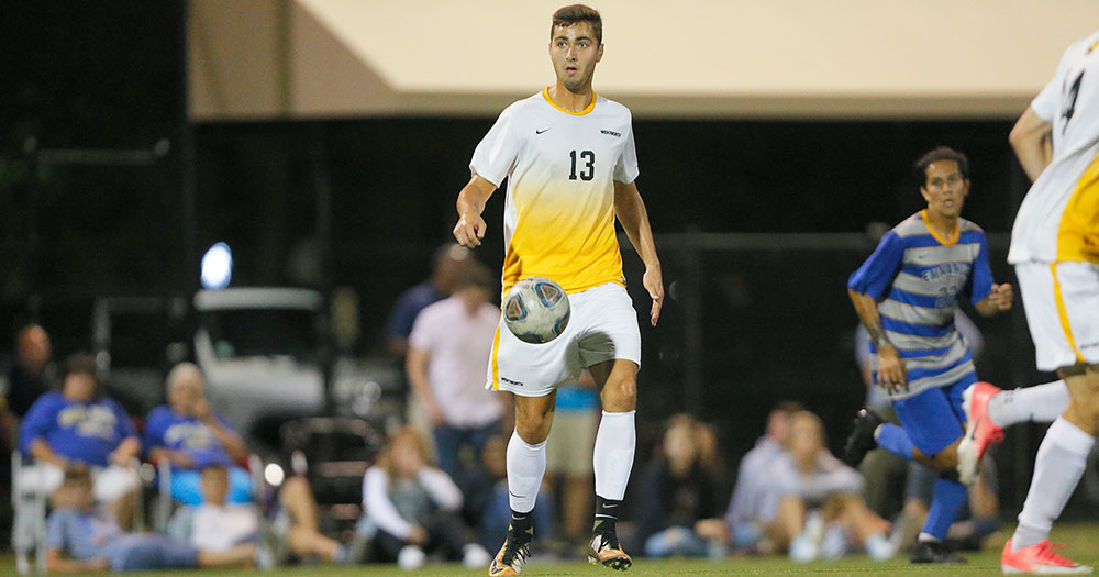 Men's Soccer Picks up Second Straight Win