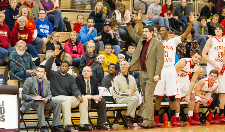 PREVIEW: Ferris State Men's Basketball Faces Northwood & LSSU This Week