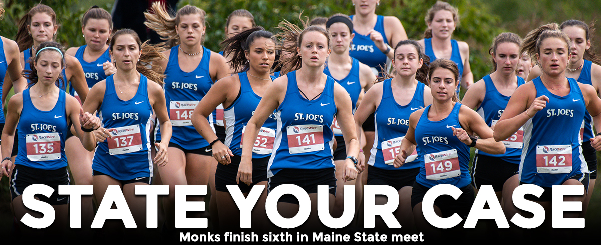 SJC Cross Country Teams Finish Sixth in Maine State Meet