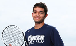 Cobra Spotlight- Martin Moncayo, Men's Tennis