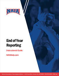 NAIA Year-End Report Guide