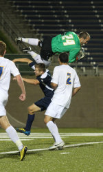 Gauchos' fall guy has them rising again in soccer