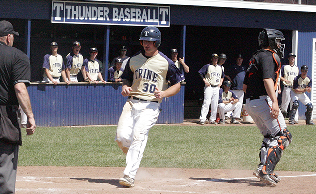 Pritchett's Walk-Off Single Lifts Thunder Over Polar Bears