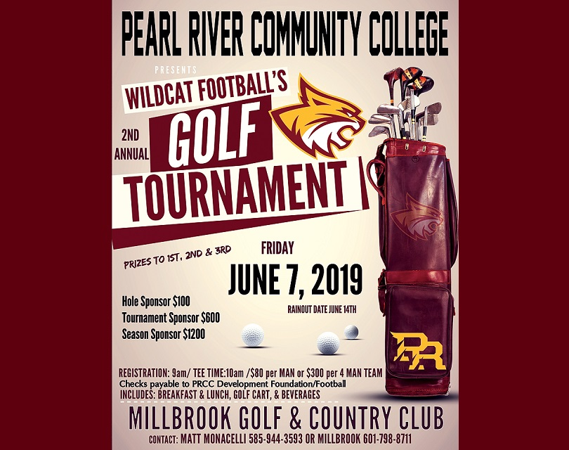 Date announced for 2nd Pearl River Football Golf Tournament