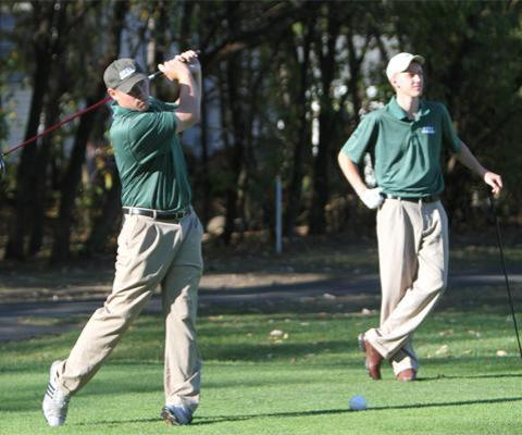 Osowicki shoots 76 on opening day for Gators at Saint Rose Fall Shootout