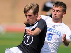 Randolph Men's Soccer Stays Undefeated with 1-0 Double OT Win Over No. 15 Maryville
