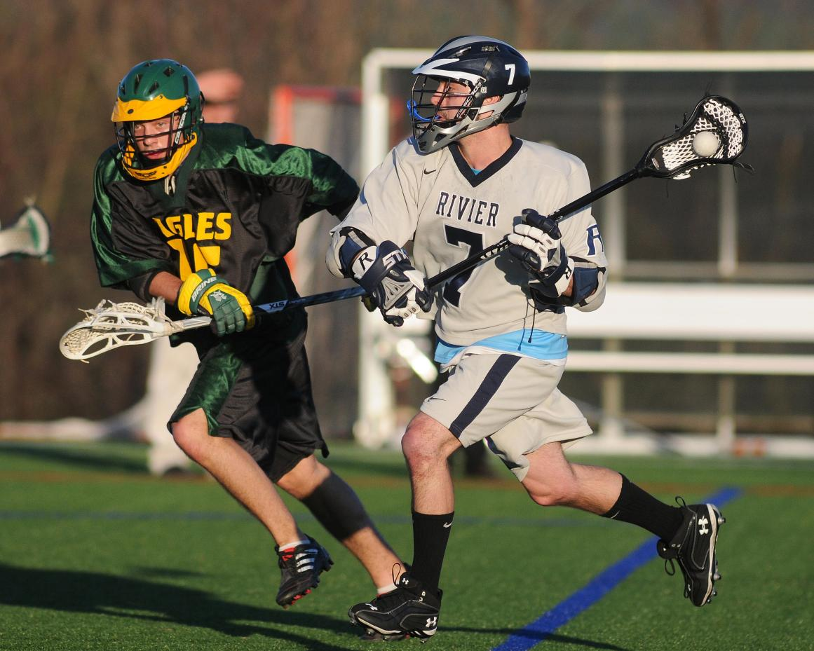 Rivier tops Green Mountain, 17-7
