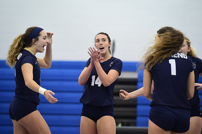 Behrend Volleyball Closes Out Regular Season This Weekend