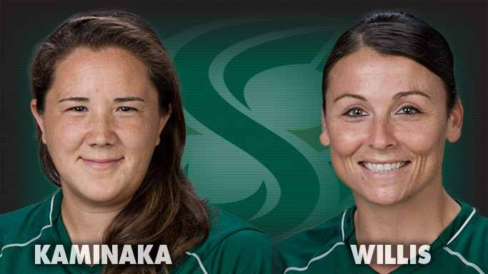 WILLIS AND KAMINAKA HIRED AS SOFTBALL ASSISTANT COACHES