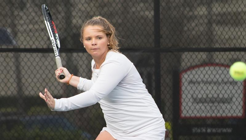 UT Singles Play Lifts Spartans Past PBA