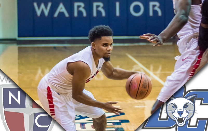 Men's Basketball Comes Up Short Against Daemen Despite Strong First Half