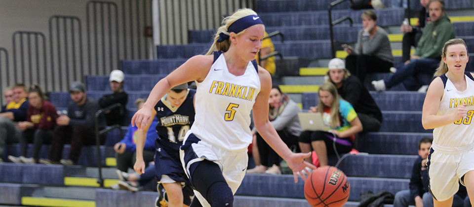 Welding Named HCAC Women's Basketball Player of the Week