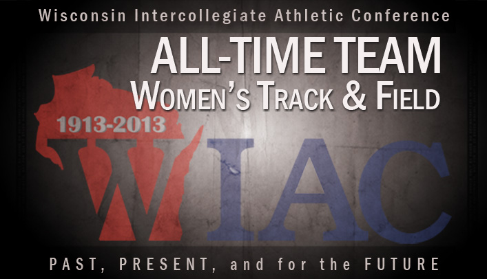 Three Blugolds Named to WIAC Women's Track and Field All-Time Team